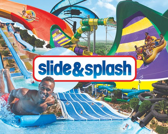 Lagoa, Portugal: Slide & Splash