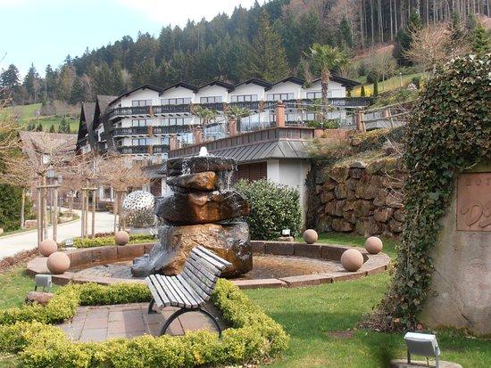 Hotel Dollenberg Bild Von Hotel Dollenberg Bad Peterstal