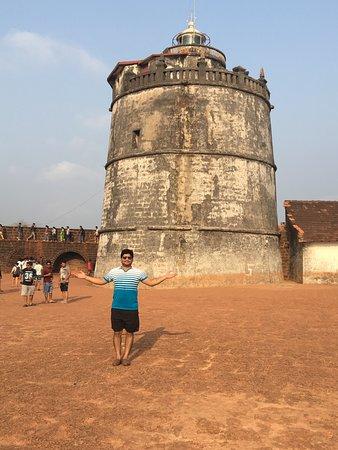 Sinquerim, Inde : the main site