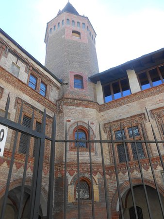 Aosta Collegiata Sant'Orso