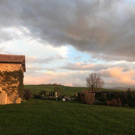Monticchiello, Italien: The grounds