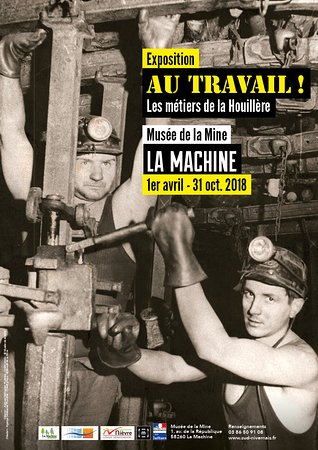La Machine, Frankrike: Exposition 2018