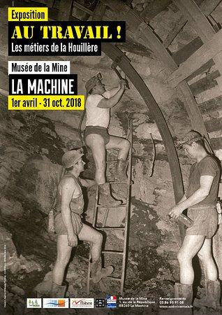 La Machine, Francja: Exposition 2018