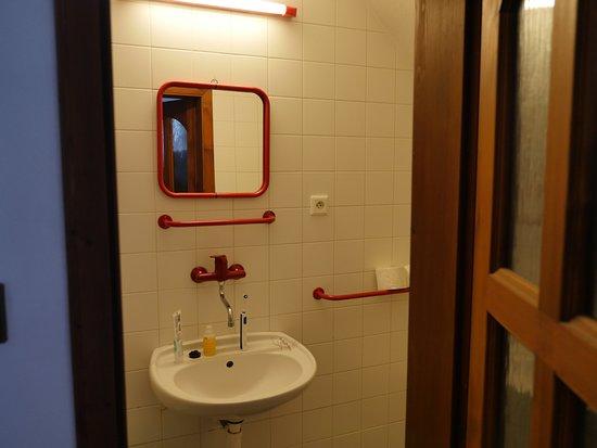 Vital Hotel Novina: Unser Bad