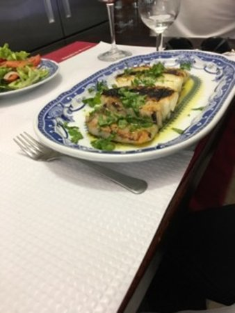 Botequim da Mouraria: One serving but it could feed two