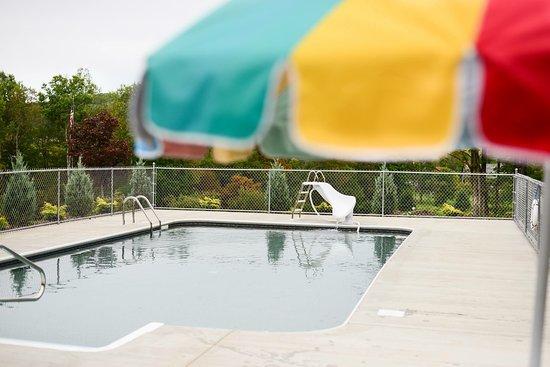 Olean, NY: Pool Area