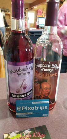Elizabeth, IL: Great wines!