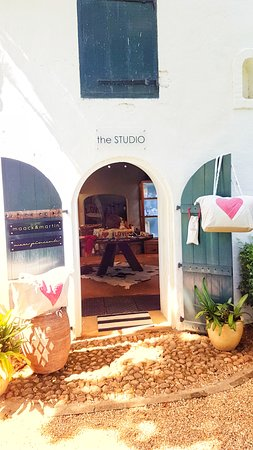 Constantia, South Africa: Charming gift shop