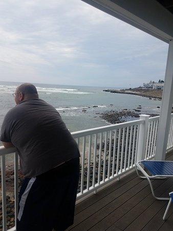 The Sparhawk Oceanfront Resort: 20180413_115420_large.jpg