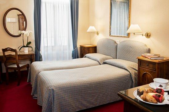 Hotel Agli Alboretti: Camera Doppia
