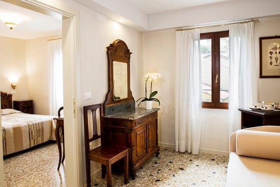 Hotel Agli Alboretti: Junior Suite