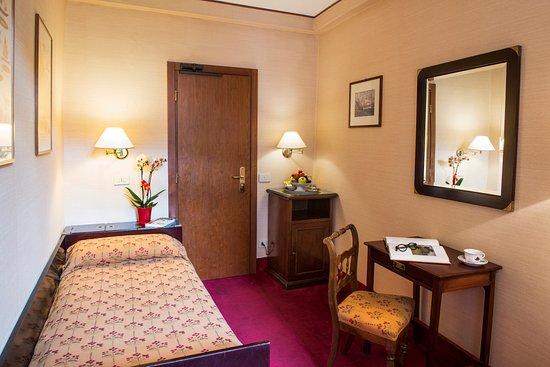 Hotel Agli Alboretti: Camera singola - Single Room