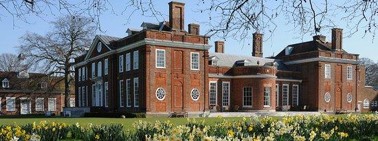 East Malling, UK: Bradbourne House