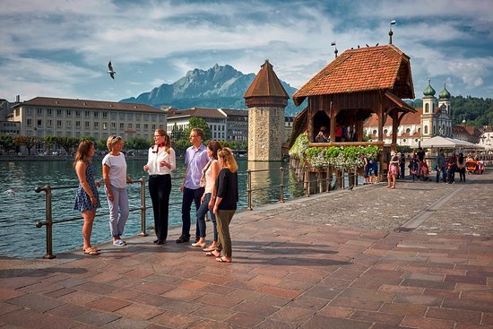 Guided City Tour of Lucerne