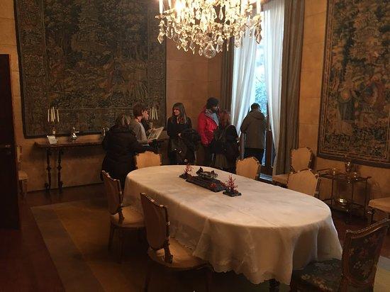 sala da pranzo - Bild von Villa Necchi Campiglio, Mailand - TripAdvisor