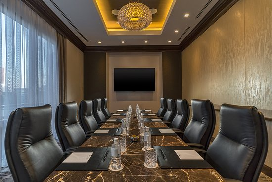 Boardroom Picture Of The Post Oak Hotel At Uptown Houston Houston