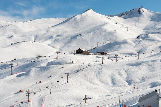 Chile: Valle Nevado