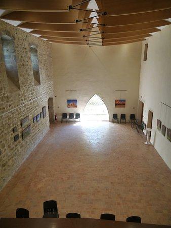 Saint-Hilaire, Frankreich: ancien réfectoire des moines