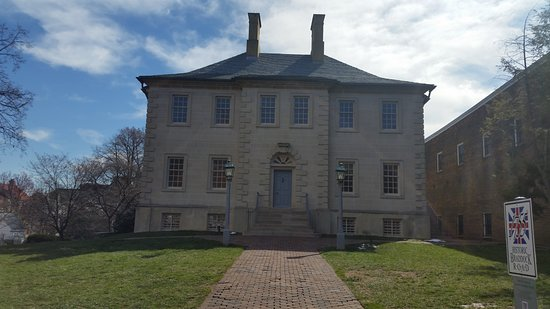 Carlyle House- Alexandria