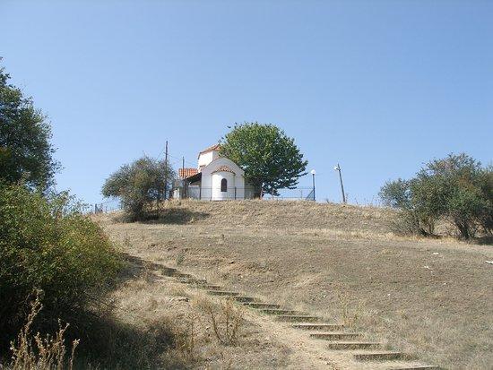 Prespes National Park, Grecja: Άγιος Αχίλλειος