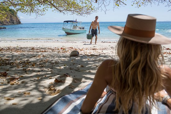 Islas Secas, Panama: Guests can enjoy having a beach all to themselves, complete with picnic lunch and water gear.