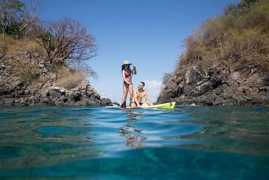 Islas Secas, Panama: Our dedicated Adventure Concierge helps arrange activities and excursions, like paddle boarding.