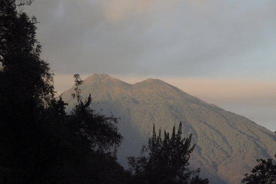 Santa Ana, Gwatemala: Volcan Acatenago