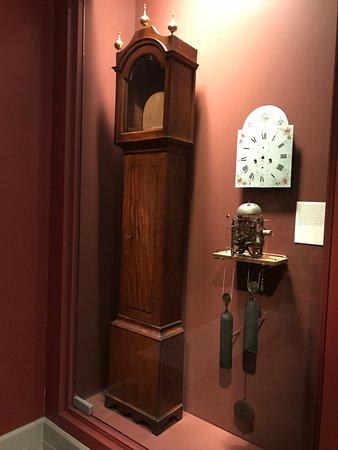 Clock at Winterthur