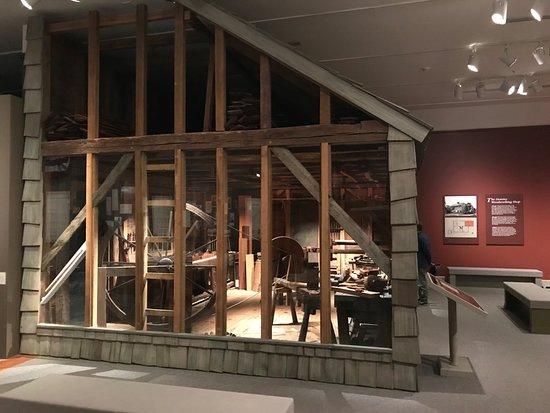Winterthur Woodworking Shop