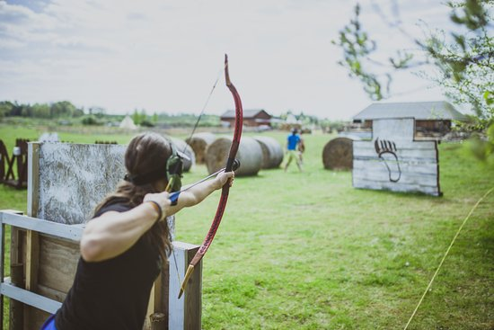 Klaipeda County, Lithuania: Archery tournaments