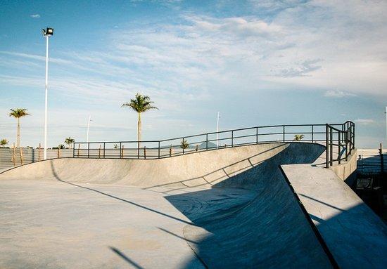 Skate Plaza Beira Mar de São Jose