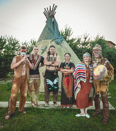 Klaipeda County, ลิทัวเนีย: Our part of tribe