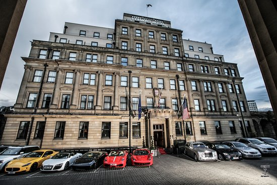 Magic Weekend In Newcastle Review Of The Vermont Hotel Upon Tyne Tripadvisor