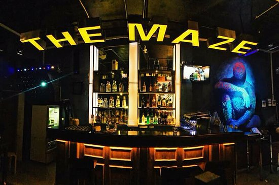 The Maze Bar