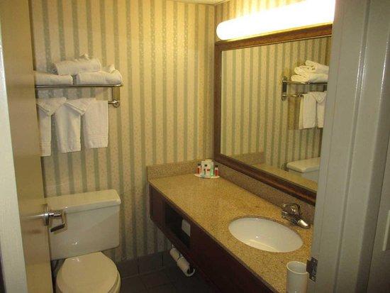 SureStay Plus Hotel by Best Western Kansas City Northeast: Bathroom