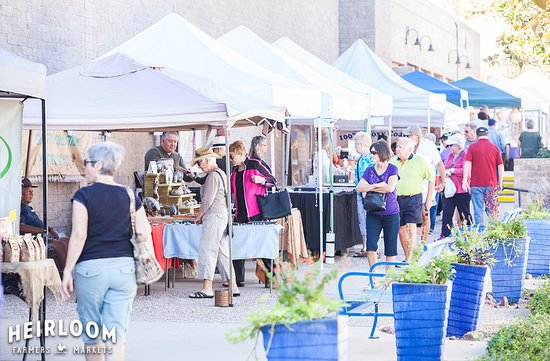Green Valley, AZ: Over 80 arts and food vendors to shop from all year long.