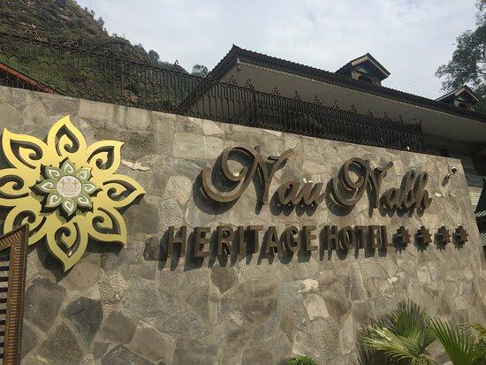 Hotel Nau Nabh Heritage: Entrance to Hotel Nau Nabh