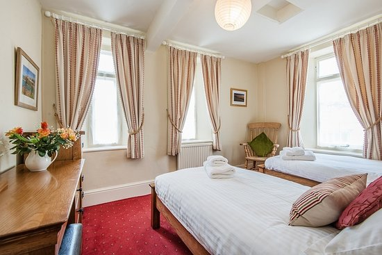 Broomhill Manor Country Estate: Broomhill Manor Apartment bedroom at Broomhill Manor