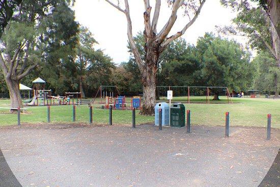 New Norfolk, Australia: The playground