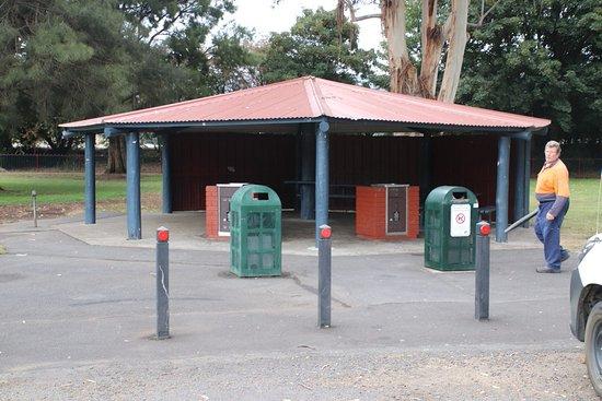 New Norfolk, Australia: A shelter