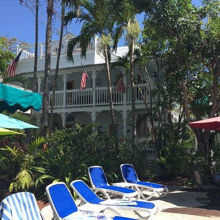 Key West Harbor Inn لوحة