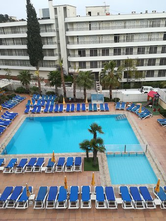 Hotel GHT Oasis Tossa & SPA Photo