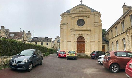 Caen, France: Exterior