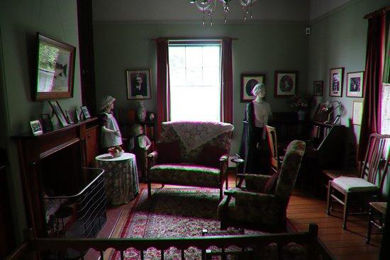 New Norfolk, Australien: The living room