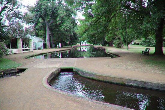 New Norfolk, Australien: More ponds