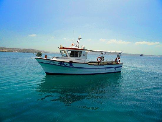 Adamas, Greece: Milos Fishing Trip