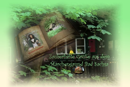 Der Märchengrund Bad Sachsa von 1910 ist ein historischer Ort wo Herzlichkeit zu Hause ist.