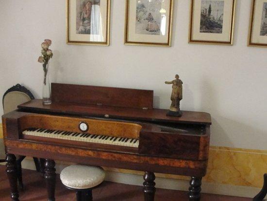 Museo Zorrilla: Interior