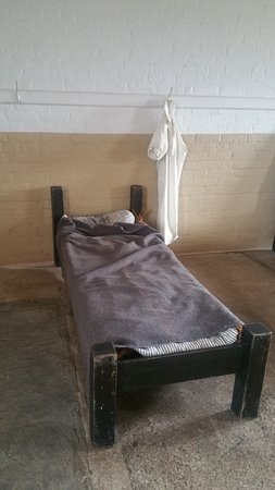 One of the beds - Picture of The Workhouse, Southwell, Southwell