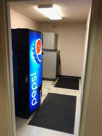 Ephraim, Utah: Vending room
